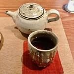 135401579 - 温かいほうじ茶