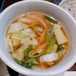 味ごよみ - 野菜つけ汁