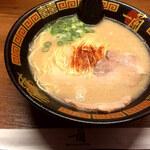 一蘭 - 豚骨ラーメン
