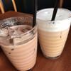 グッディ グッディ - ドリンク写真:セットのドリンク チョコレートミルク  ミルクティー(アイス)