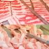 bannai - 料理写真:豚バラ(上)と豚トロ(下)