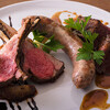 タロス - 料理写真:肉3種