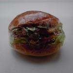 ブルク 手作りパン - つくね(正確な名称を失念)