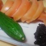 長作 - 朝採れトマト