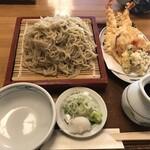 たつ吉 - 天ざる(大)