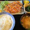 ふる里の居酒屋大八 - 料理写真:山賊焼き定食