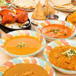 インドカレーツルシ - 料理写真: