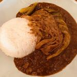 shatoburra-taandosute-ku - 肉屋のカレー