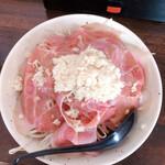 りょう二郎 - 料理写真:ニンニク凄いや(笑)