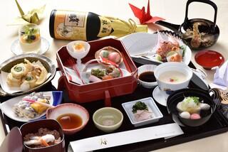 日本料理 瀬戸内 - お祝い膳