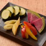 フレンチーナ - 彩り野菜の発酵漬け