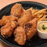 フレンチーナ - 鱈の西京漬けのフィッシュ&チップス