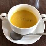 135428763 - かぼちゃのスープ