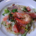 フォルノ - ランチセットのサラダ