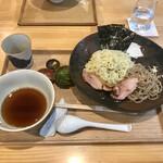 135430589 - つけ麺(醤油)