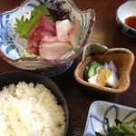 魚繁 - 日替わり定食