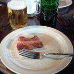13544744 - お店自慢のベーコンとハートランドビール