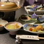 湯ヶ島温泉 湯本館 - 料理写真: