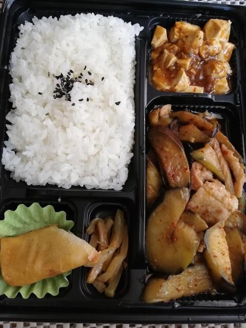 龍祥軒 三田店の料理の写真