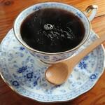 カナダ館 - 炭火焼コーヒー(ホット)