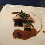 ル・モノポール - 若鶏もも肉のソテー