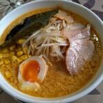 麺や食堂 味斗 - 料理写真:味噌ラーメン780円