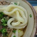 13545786 - 讃岐タイプの麺