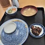 もがみ食堂 - 料理写真:かつ丼