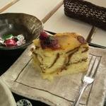 森のアトリエ - 甘さ控えめ美味しいケーキ♪