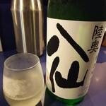 135464670 - 日本酒「陸奥八仙特別純米」