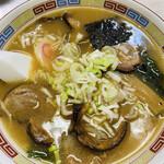 ばってん亭 - 料理写真:これはチャーシューメン