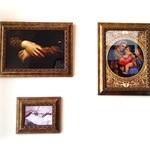 ズコット - 天地創造、 ジョコンダ夫人の手、小椅子の聖母(^∇^)