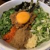 ラーメンラボ。ヒカリノサキ - 料理写真:台湾まぜそば