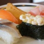 すたみな太郎 - 100円回転寿司のようなお味