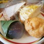 すたみな太郎 - マロンケーキおいしい☆
