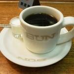 珈琲舎 バン - ブレンドコーヒー(540円)