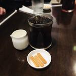 東山珈琲館 - アイスコーヒー