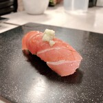 寿司処 ゑにし - 鮪 トロ