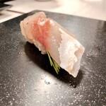 寿司処 ゑにし - 鯵