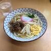 道の駅 大杉 - 料理写真:猪肉うどん