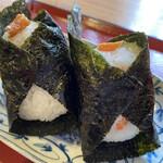 街の茶屋レストラン ぼん田 - 料理写真:紅シャケとうめ