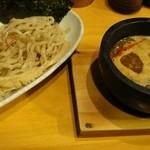 つけ麺 まぜ郎 ぎんや - つけ麺@2011年