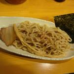 つけ麺 ぎんや - つけ麺麺@2011年