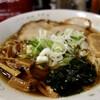 つじ製麺所 - 料理写真:煮干中華そば(580円税込)
