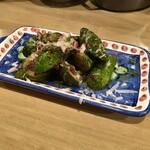 サプライ - きゅうりのガピ炒め