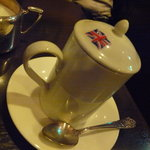 ロンドンティールーム - ☆好みのアールグレイな温かいお紅茶でしたぁ◎☆