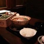 葱や平吉 - 土鍋煮込みカレーうどん