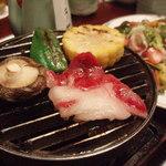 葆里湛 - お肉