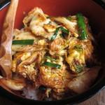 amber - 豚キムチ丼