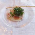 レストランフォレスト - 海のサラダ